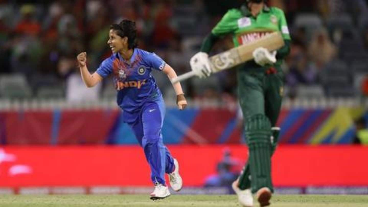 Poonam Yadav reveals how Harmanpreet helped her stage a comeback