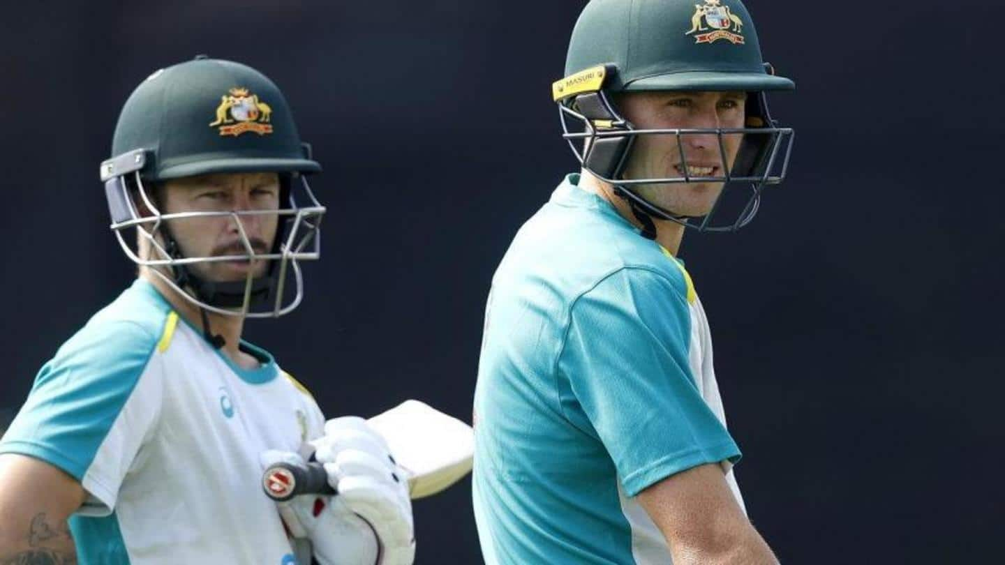 Finch names players who can replace Warner in 3rd ODI