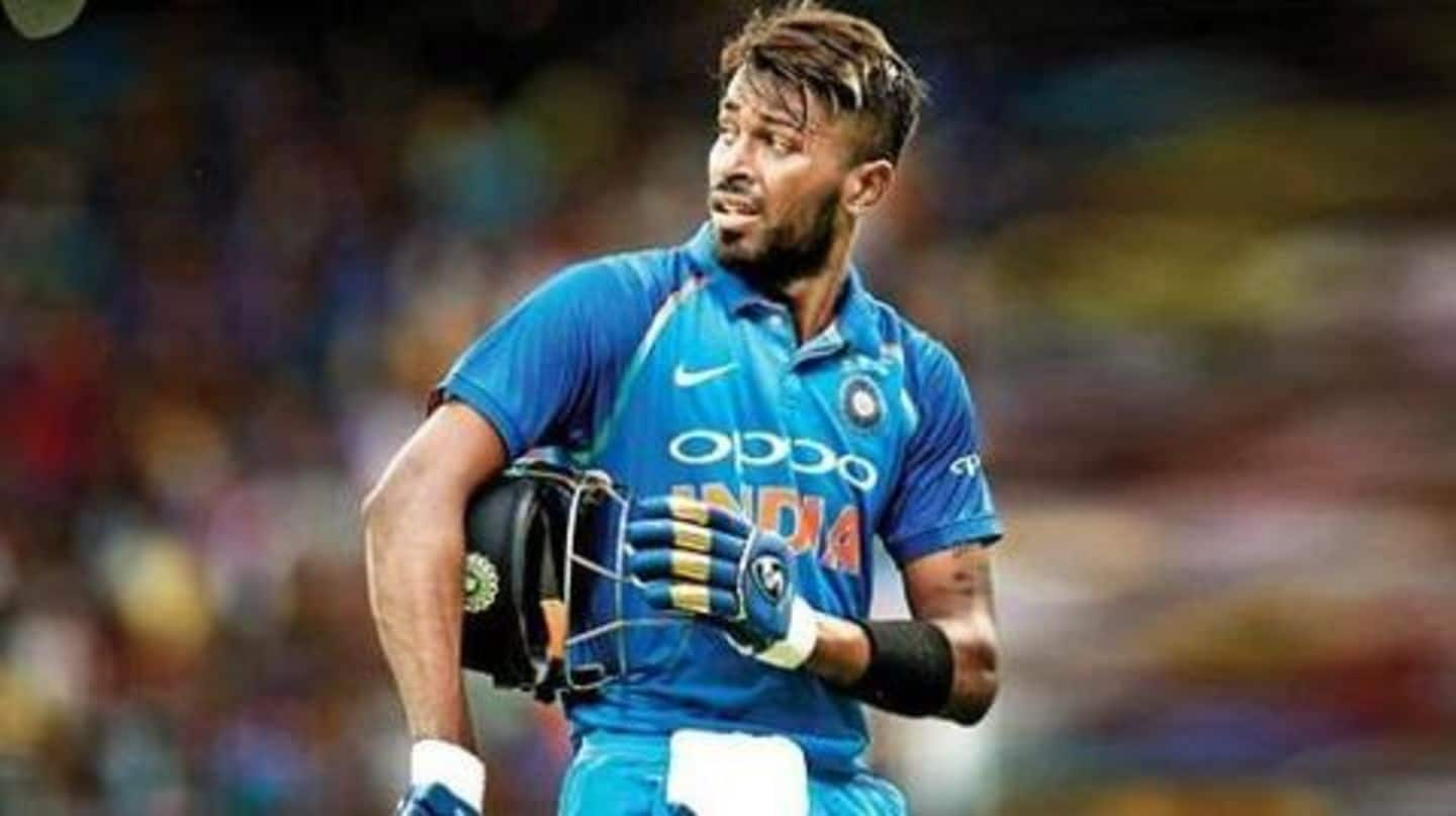 Hardik Pandya to feature in DY Patil T20 tournament