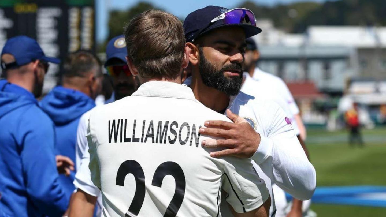 ICC Test Rankings: Kane Williamson drops below Virat Kohli