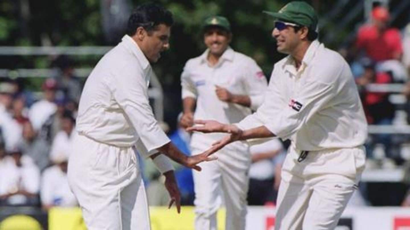 Top four fast bowling pairs in history of Test cricket