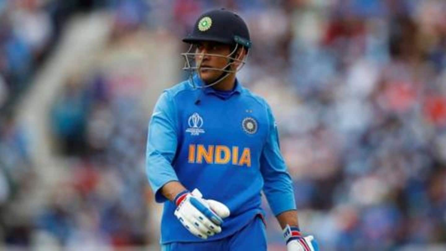 Dhoni's comeback depends upon his IPL performance: BCCI source