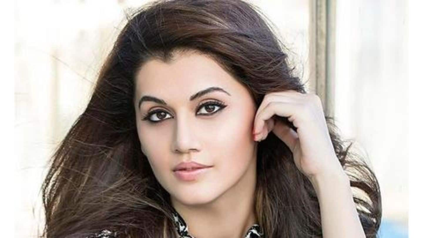 Five best casual looks to steal from Taapsee Pannu