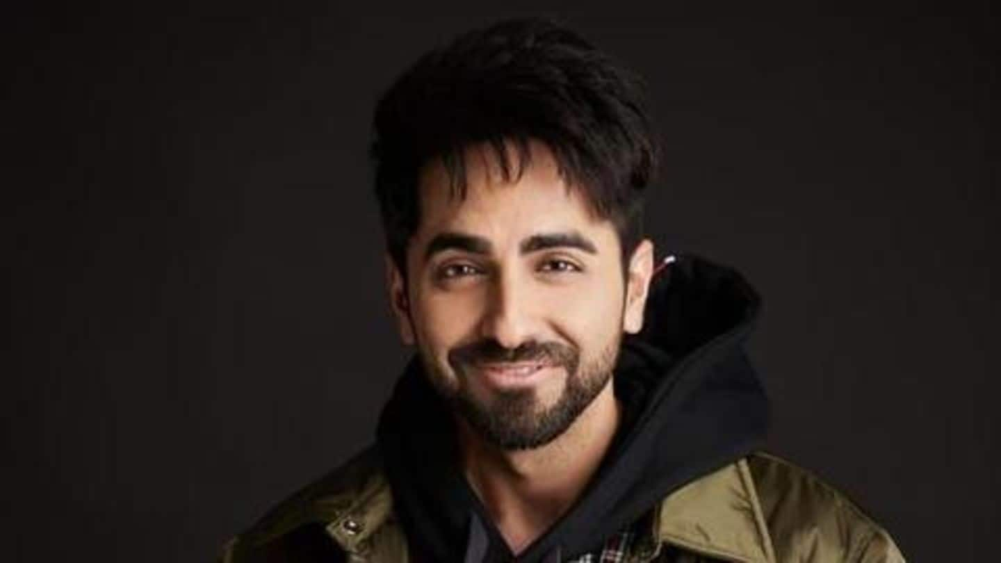 Here's how Ayushmann Khurrana spends his money