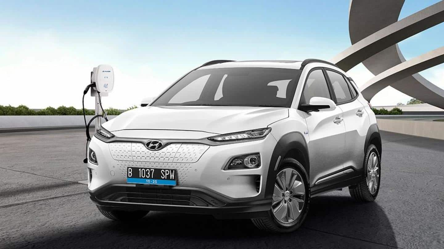 Hyundai recalls KONA Electric in India over potential battery issue