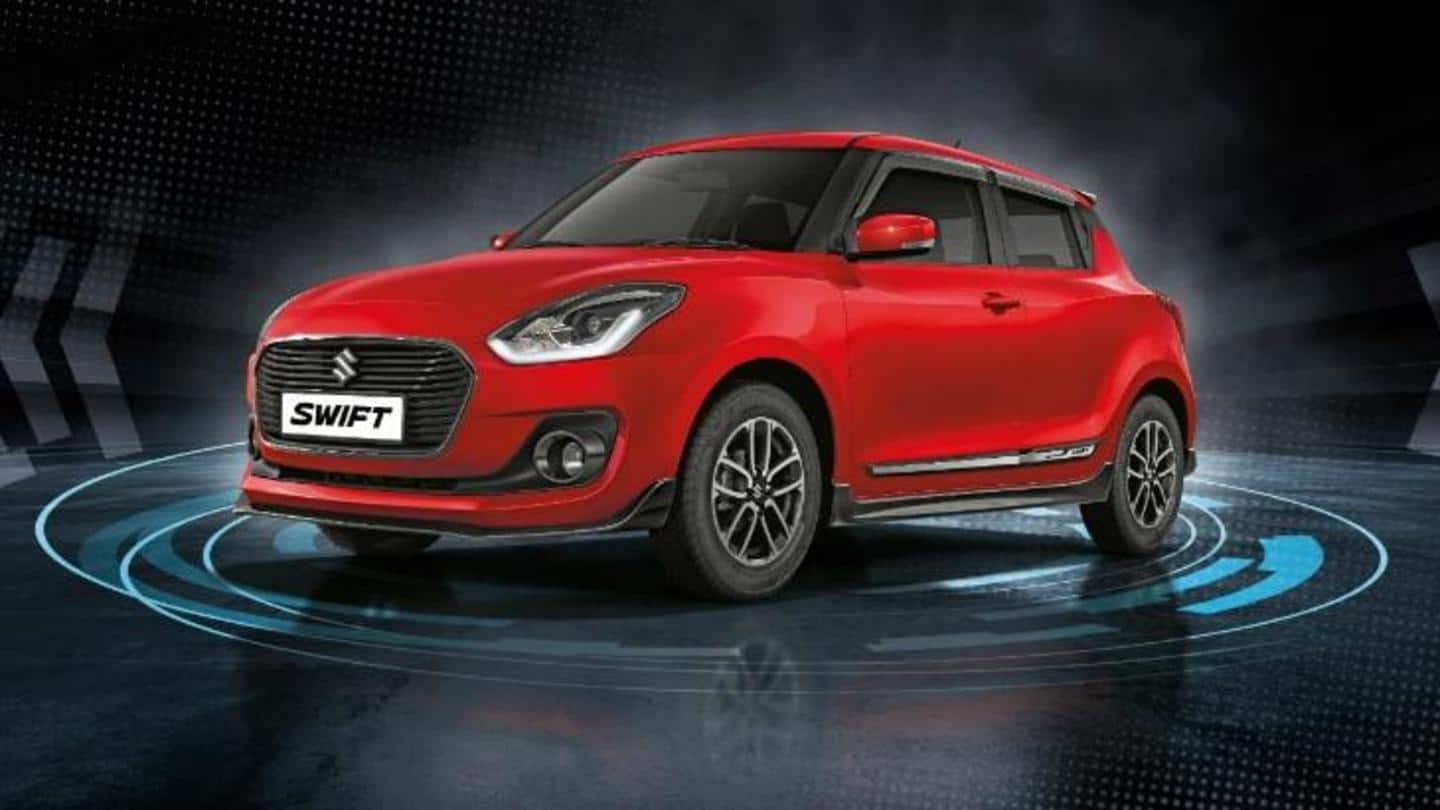 Maruti Suzuki launches 'Limited Edition' styling package for Swift hatchback