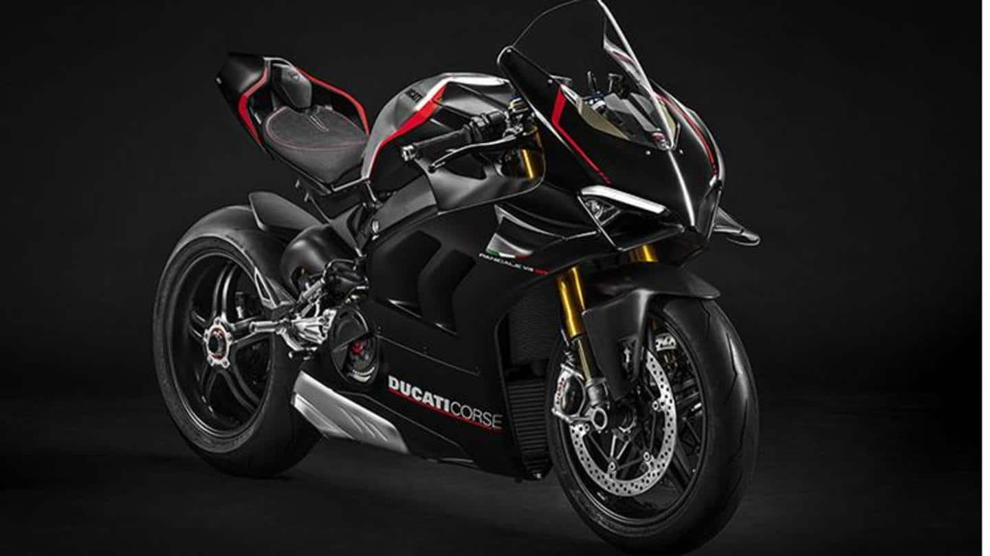 Ducati Panigale V4 SP Unveils Iconic Sport Production