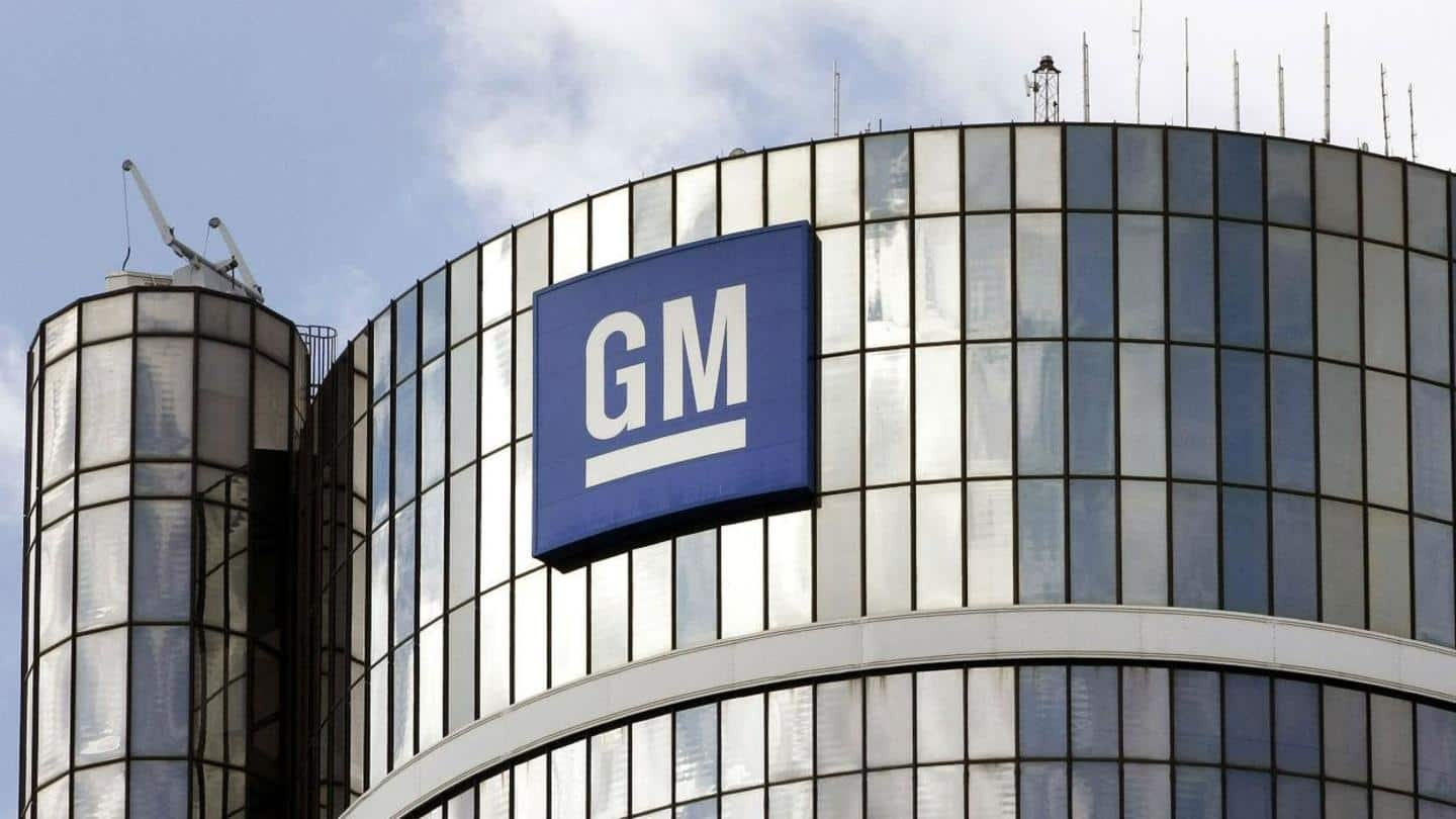 General Motors mulls manufacturing only electric vehicles by 2035