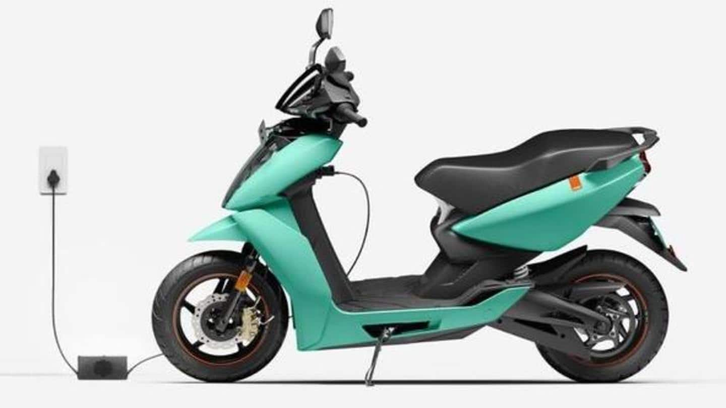 Ather offers buyback assurance on 450X electric scooter: Details here
