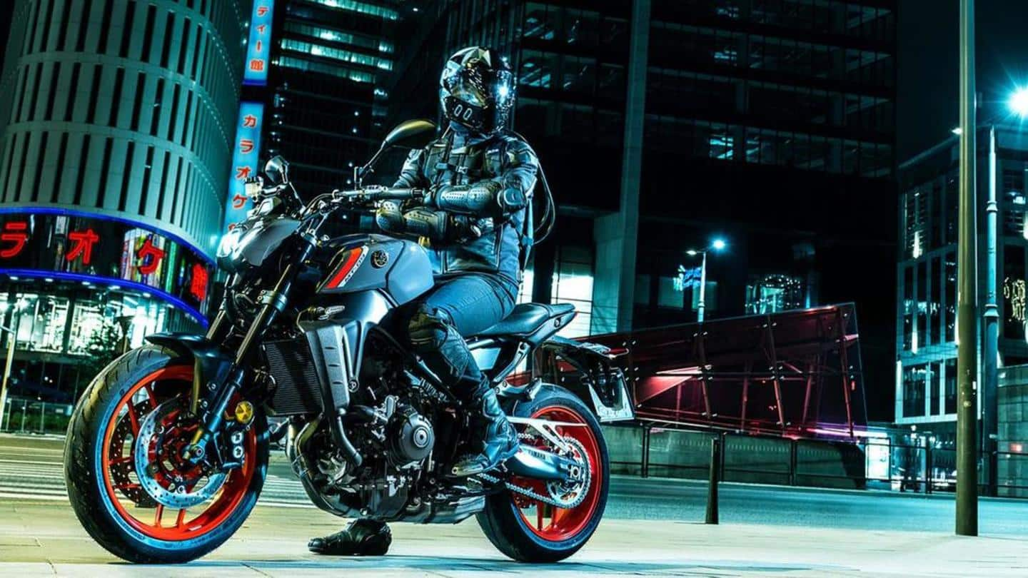 Yamaha unveils 2021 MT-09 streetfighter motorcycle: Details here