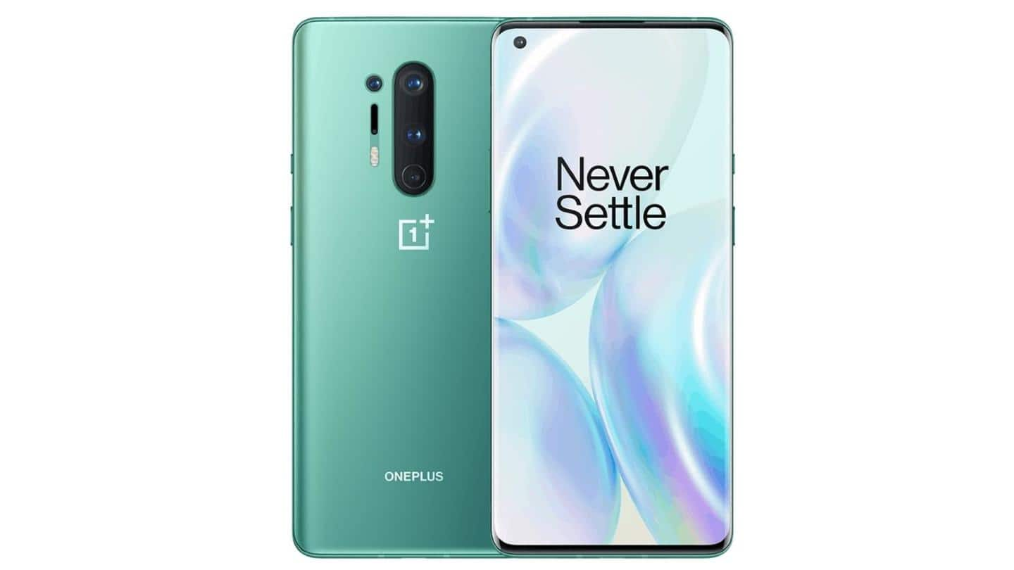 OnePlus 8 Pro's sale at 12pm today via Amazon, OnePlus.in