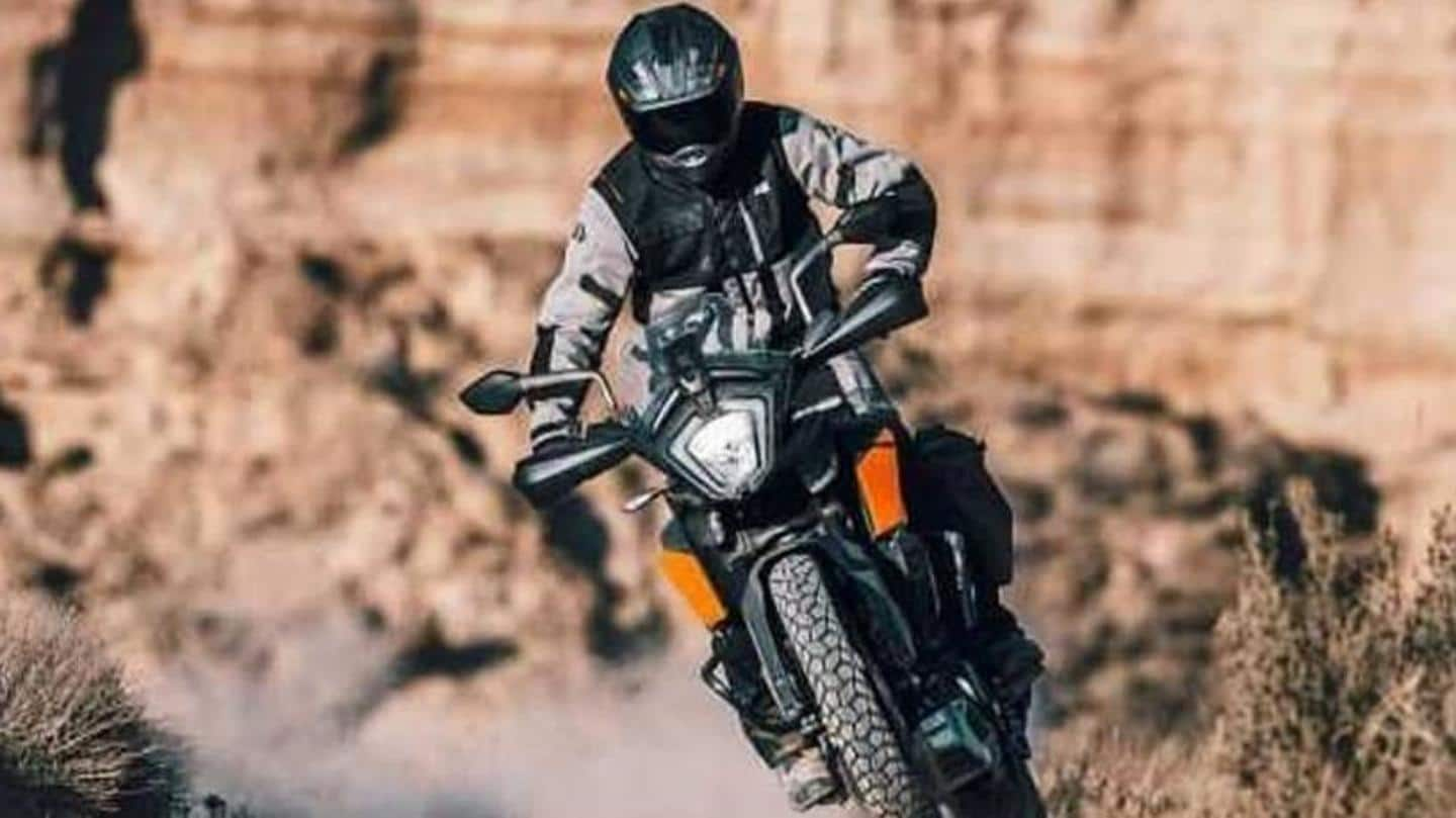 Ahead of launch in India, KTM 250 Adventure's bookings open
