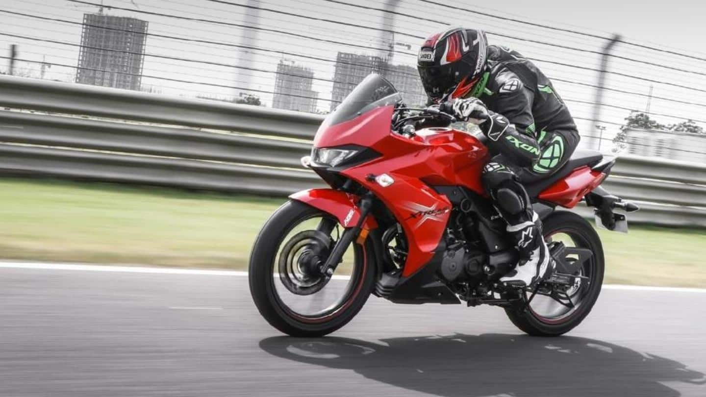 Ahead of launch, Hero Xtreme 200S's prices leaked