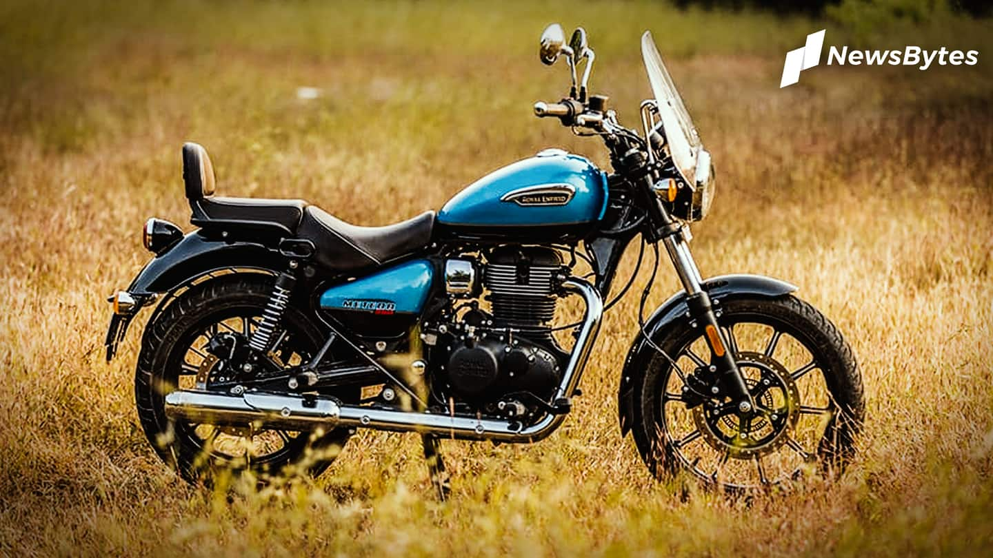 Royal Enfield Meteor 350 has become more expensive in India
