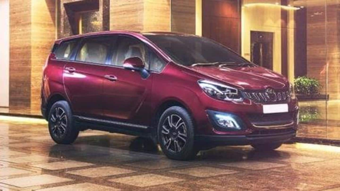Ford to launch Mahindra Marazzo-based MPV in India: Details here