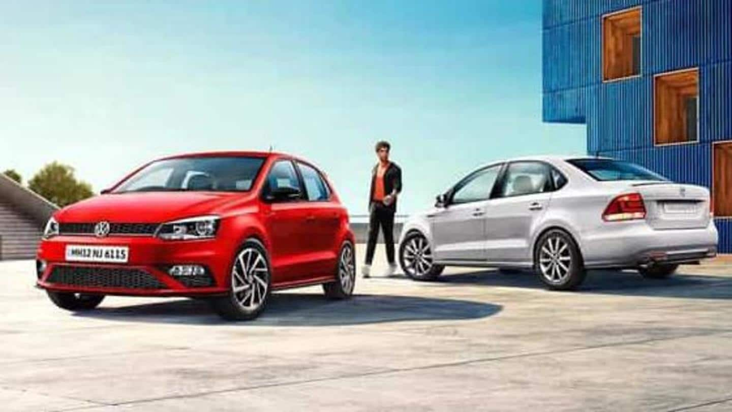 Volkswagen introduces Turbo editions of Polo and Vento in India