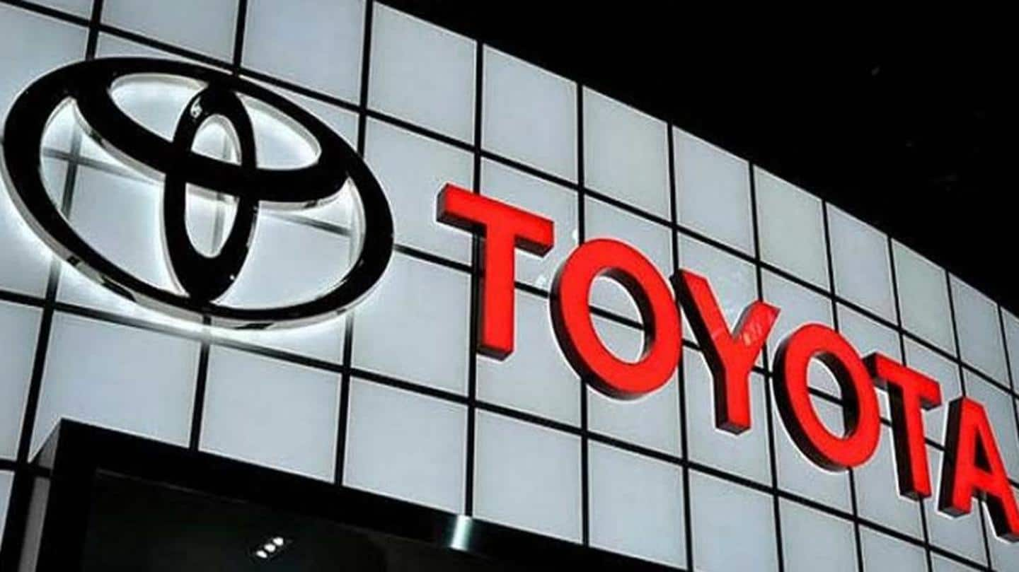 Toyota overtakes VW as world's largest auto company