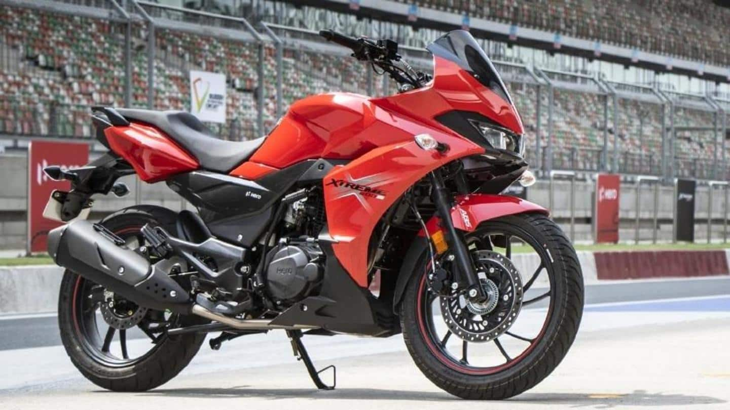 BS6 Hero Xtreme 200S to be launched in India soon