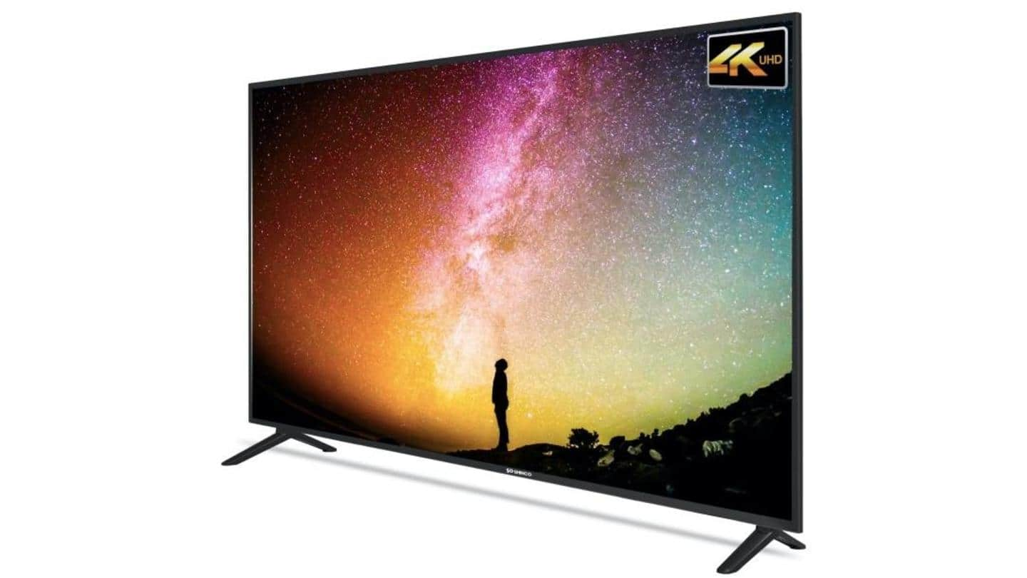 Shinco's 43-inch 4K Android TV launched at Rs. 21,000