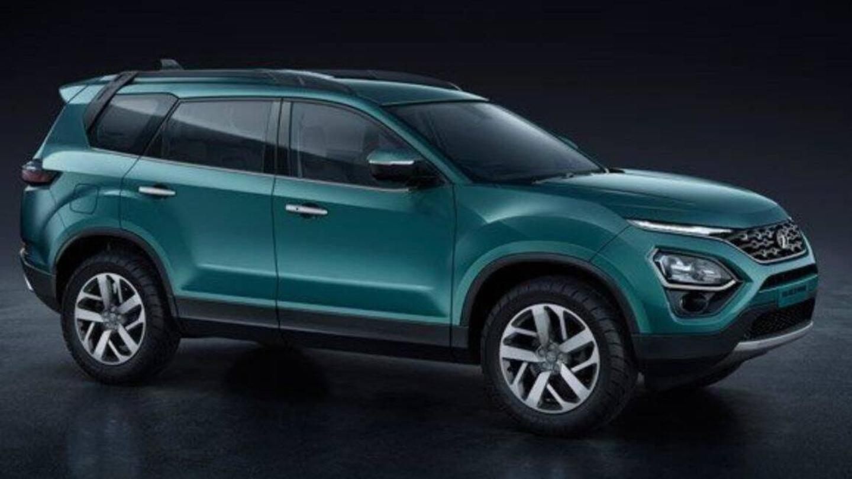 Tata Gravitas SUV spied testing sans camouflage: Details here