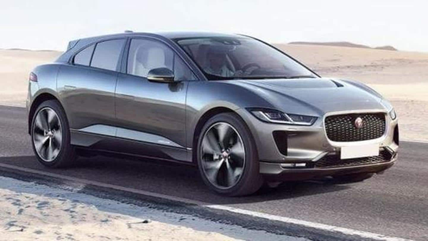 Jaguar I-PACE to be launched in India on March 9
