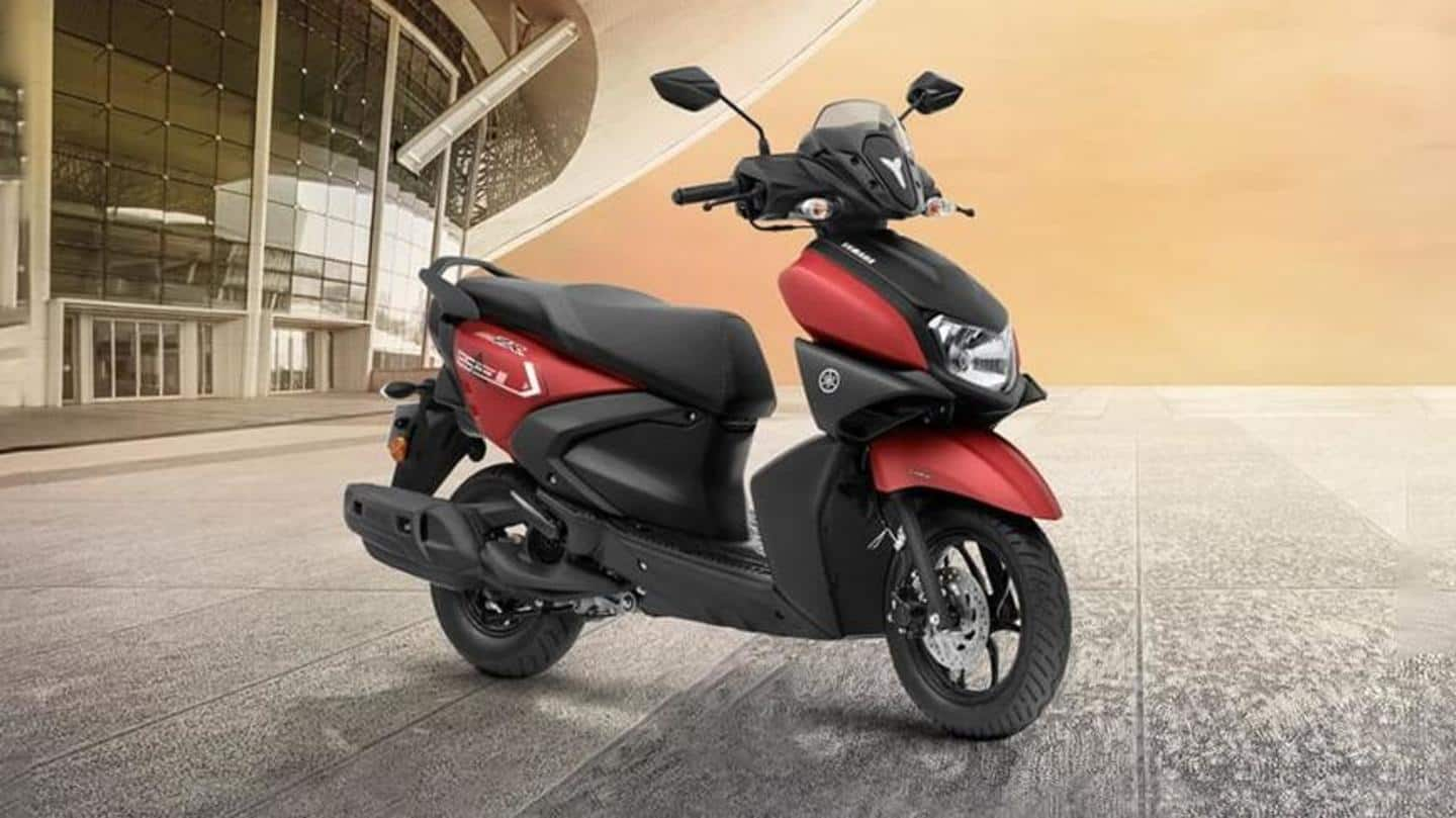 Yamaha Fascino and RayZR 125 Fi scooters have become costlier