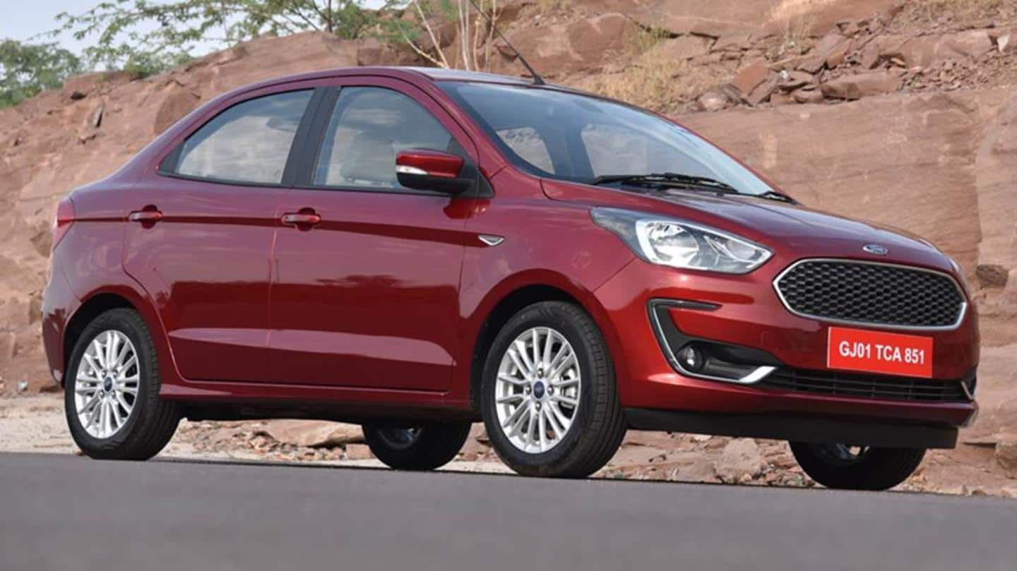 Ford rejigs variants of Figo, Aspire, and Freestyle in India