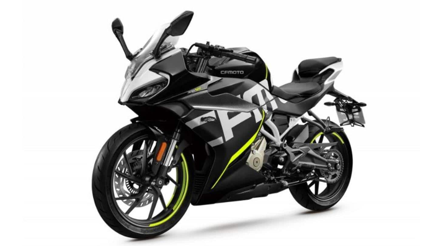 CFMoto launches entry-level 300SR sports bike in the Philippines