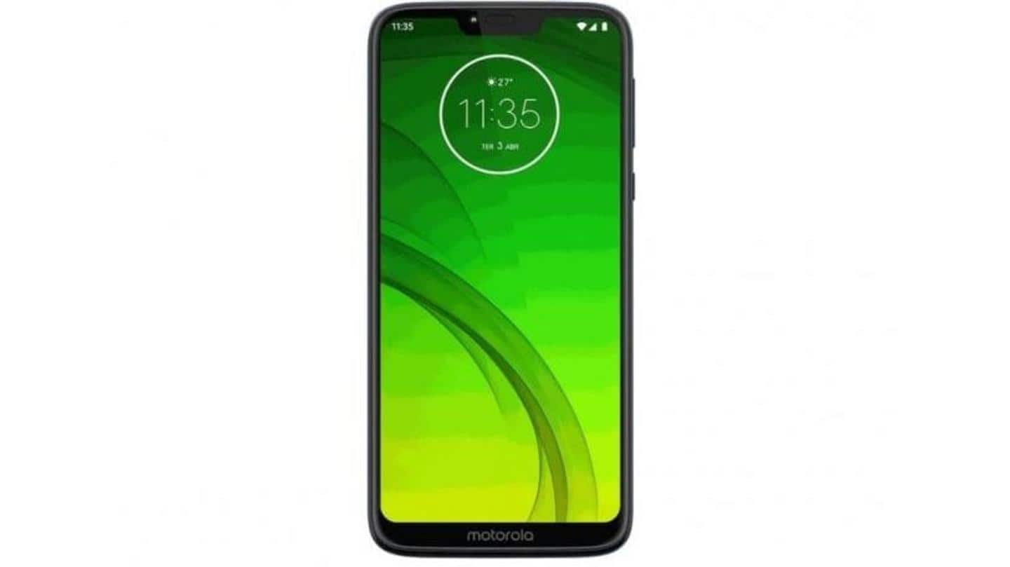 Verizon's Moto G7 Play and G7 Power get Android 10