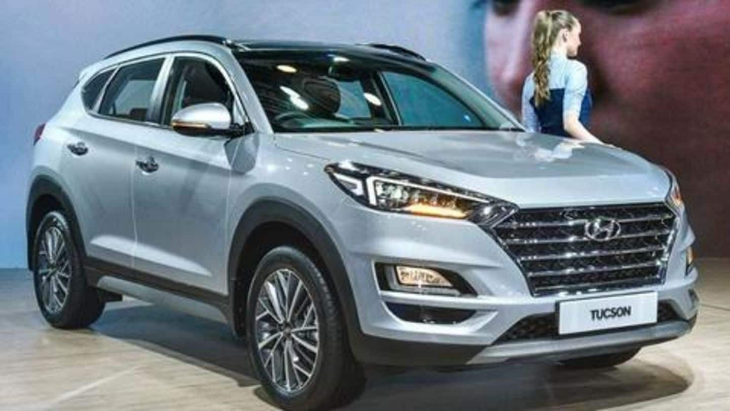 Tucson (facelift) to be Hyundai's first launch after lockdown
