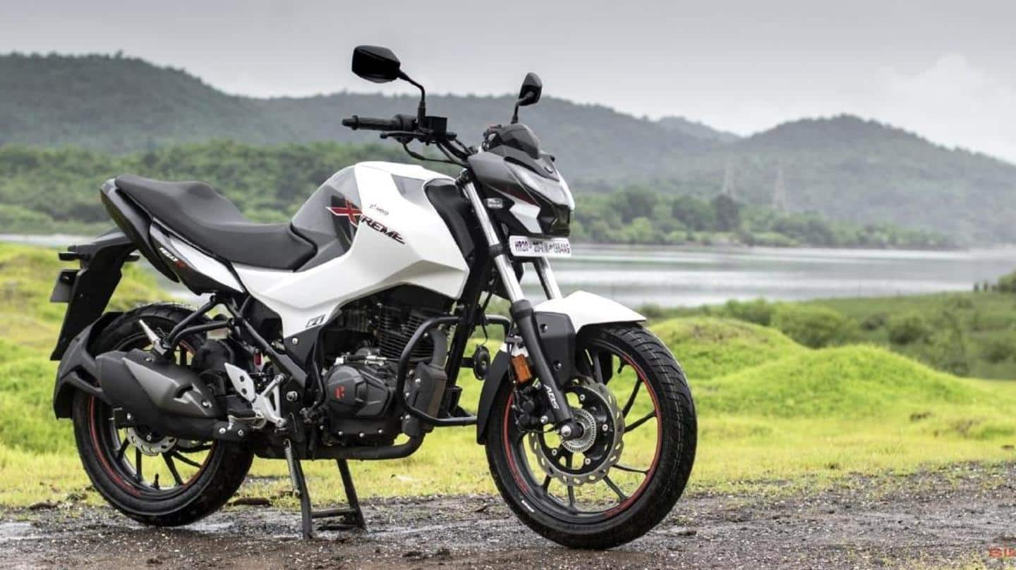 Attractive deals on Hero Xtreme 160R motorbike this festive season