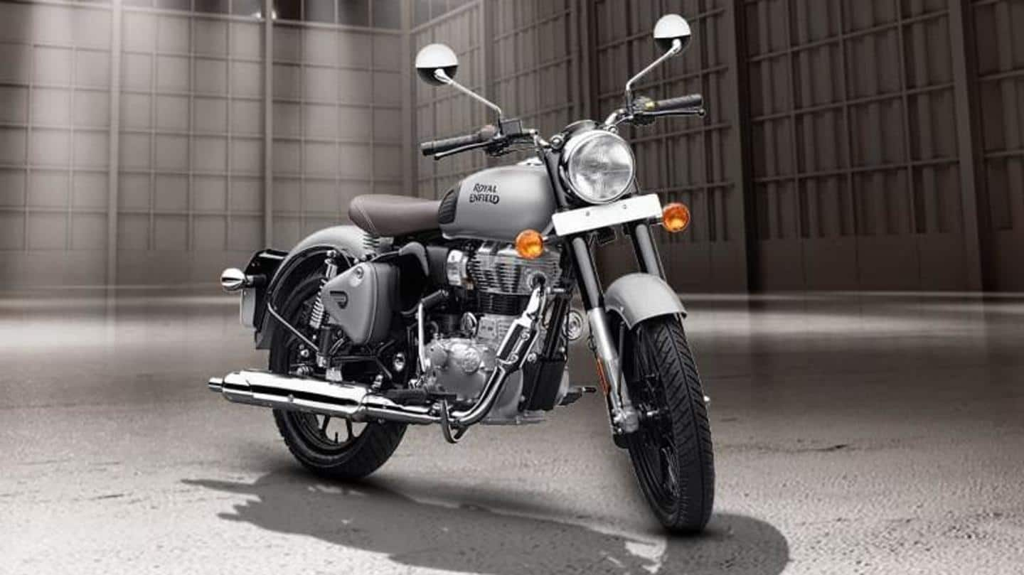 2021 Royal Enfield Classic 350 to get Tripper Navigation system