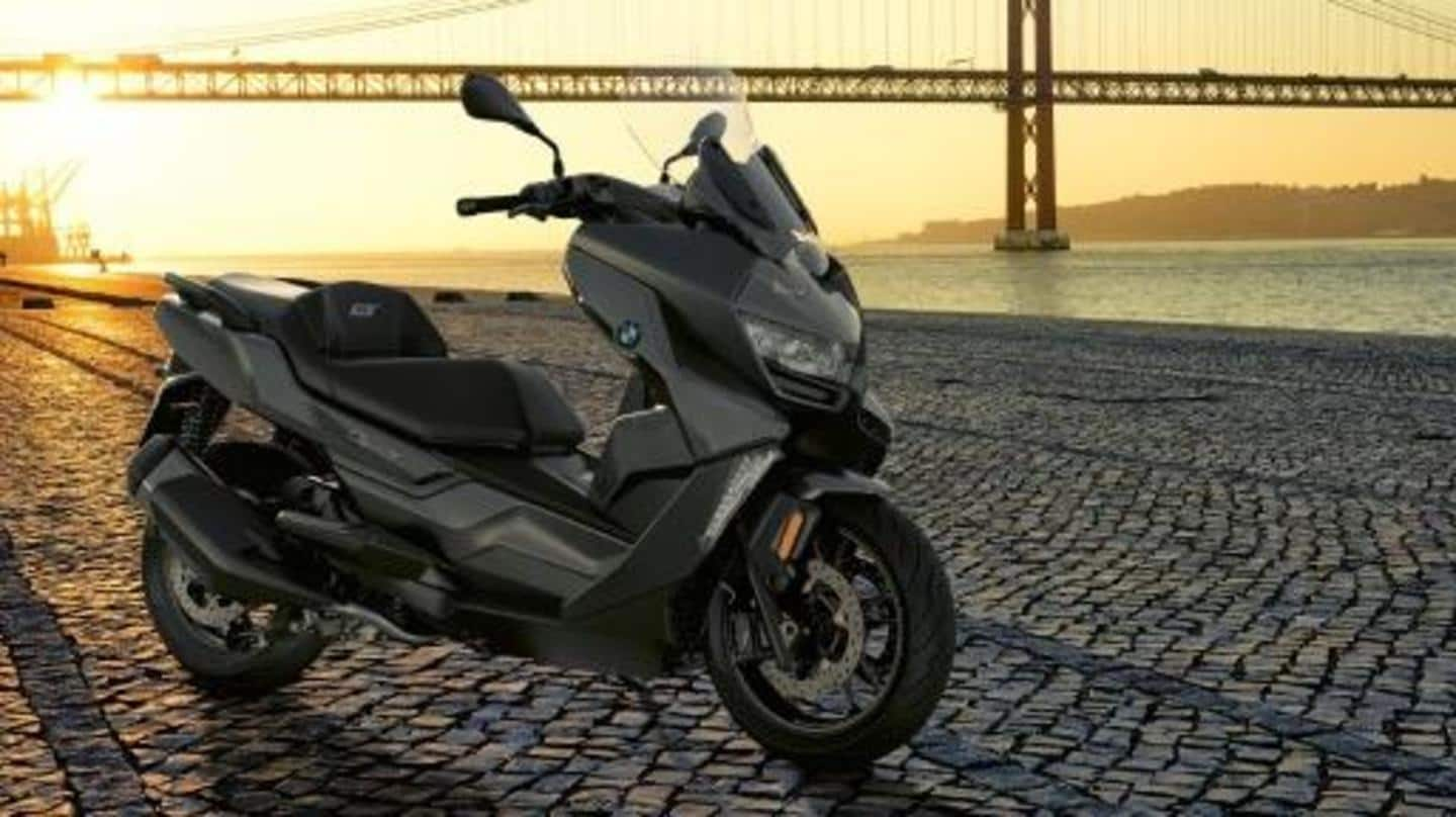Around 100 pre-orders for BMW C 400 GT in India