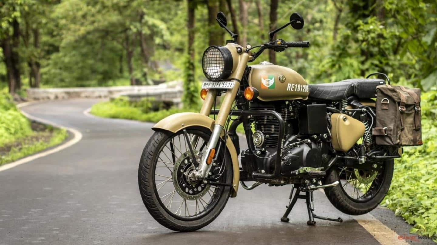 Royal Enfield Classic 350 has become costlier by Rs. 6,000