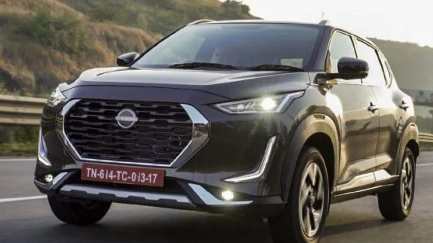 Nissan Magnite SUV to be launched in India tomorrow