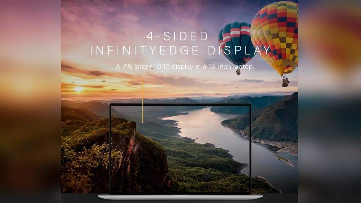 Dell's new XPS laptops to be launched on July 8