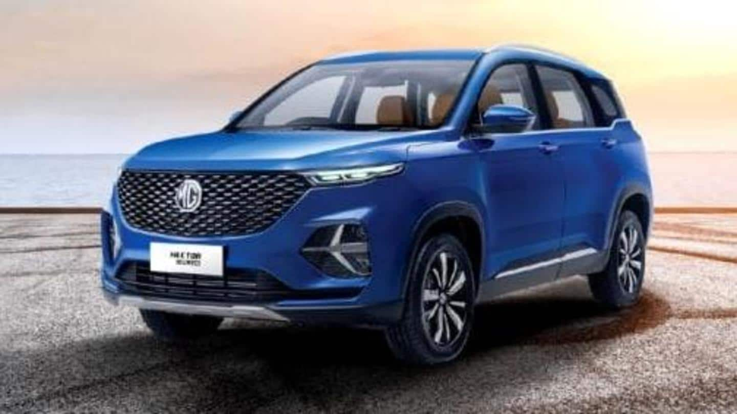 MG Hector Plus (7-seater) to be launched in January 2021
