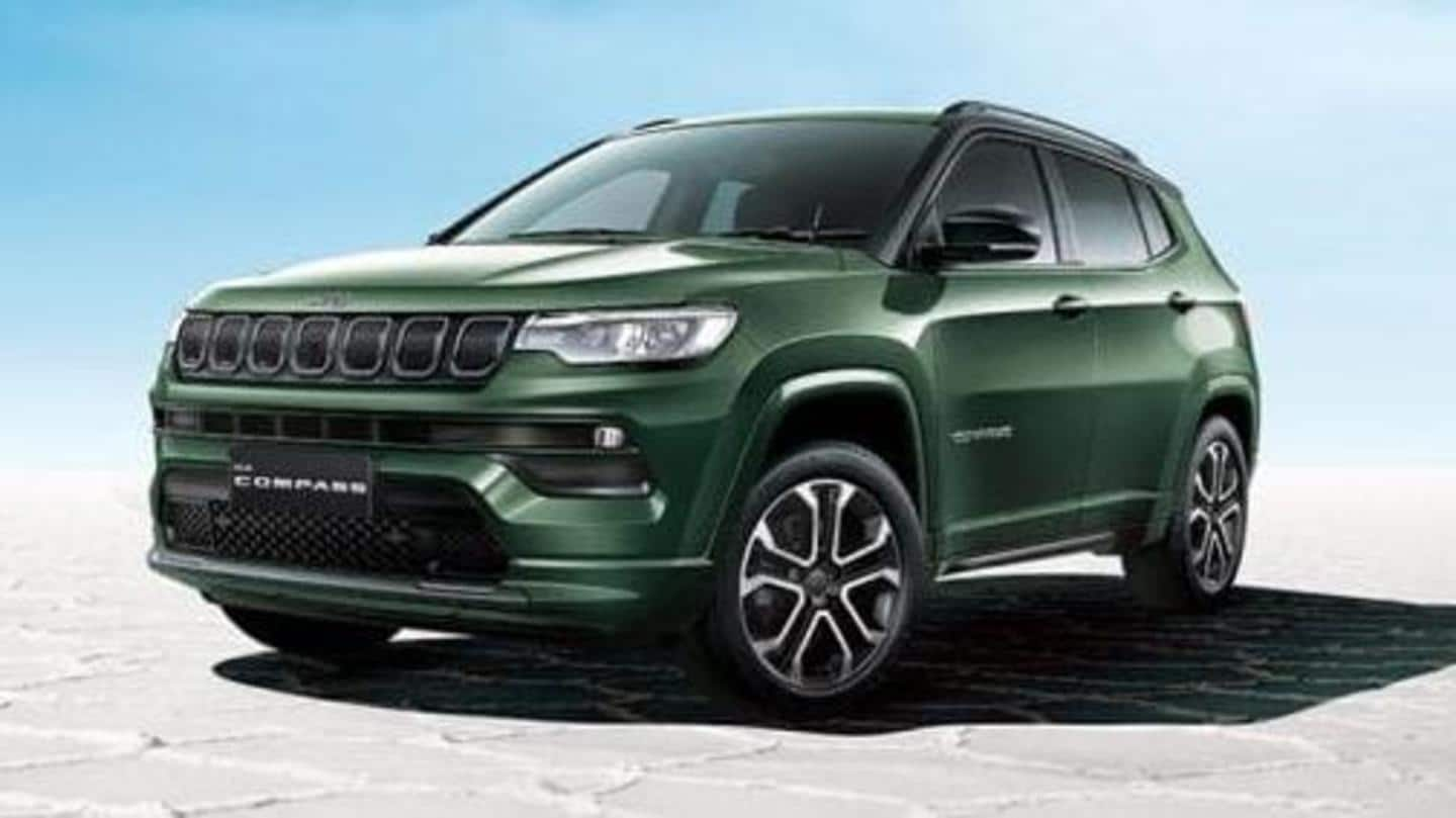Jeep 7-seater SUV to be launched in India next year