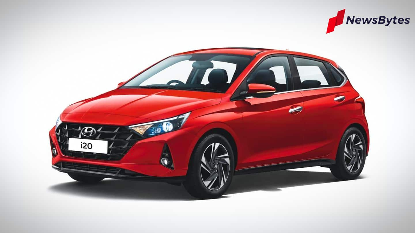 2020 Hyundai i20 receives over 35,000 bookings in India