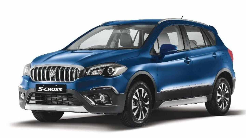 Maruti Suzuki S-Cross (petrol) launched at Rs. 8.4 lakh