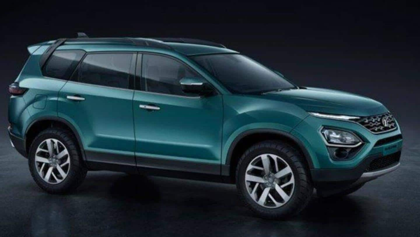 Tata Gravitas SUV to be launched in early-2021