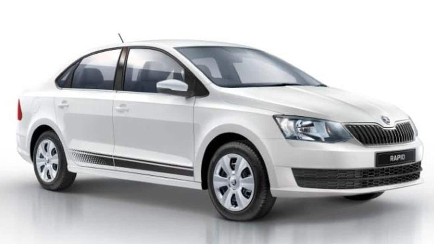 Skoda Rapid Rider Plus launched at Rs. 8 lakh