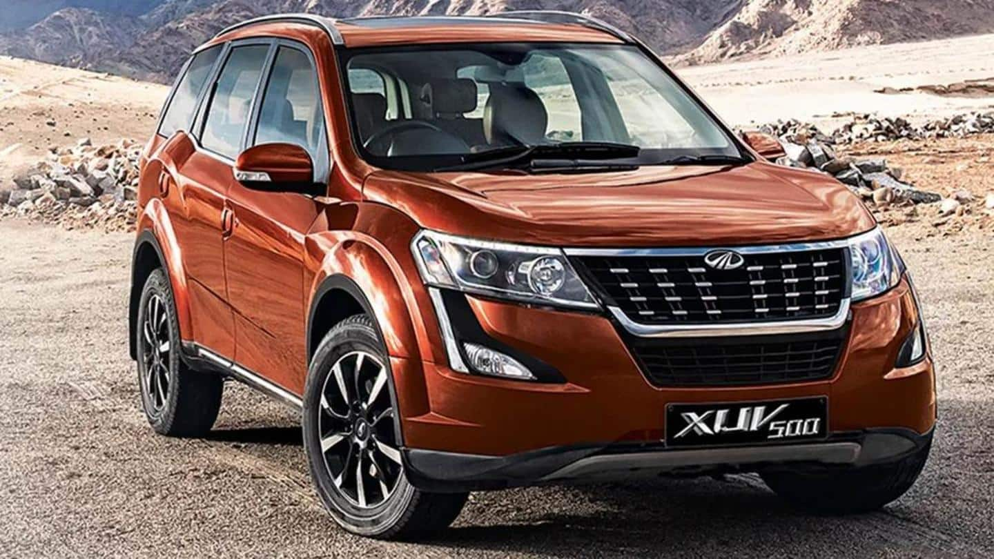 New-generation Mahindra XUV500 to be launched in April 2021