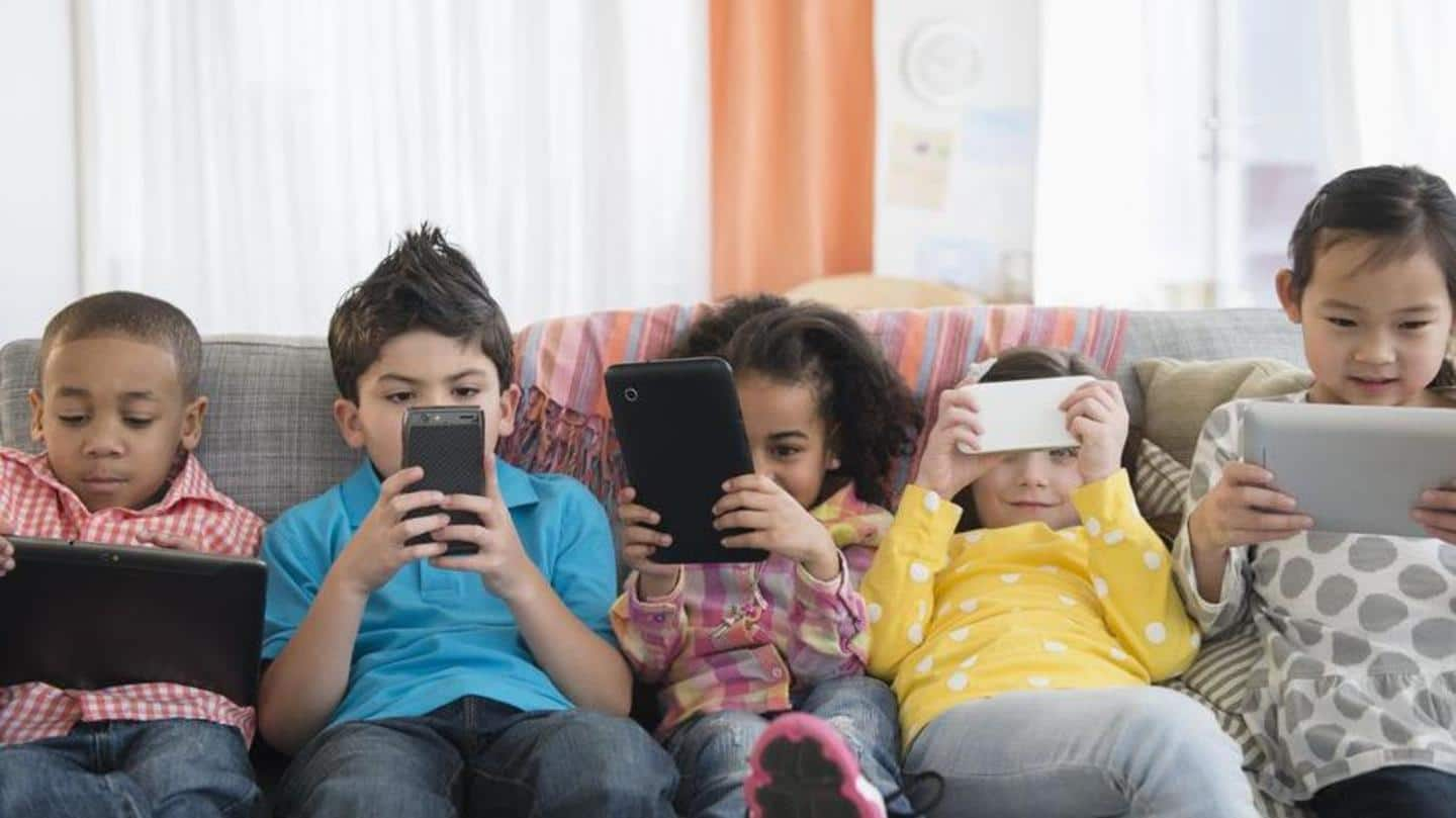 Tips to help you keep your kids away from gadgets