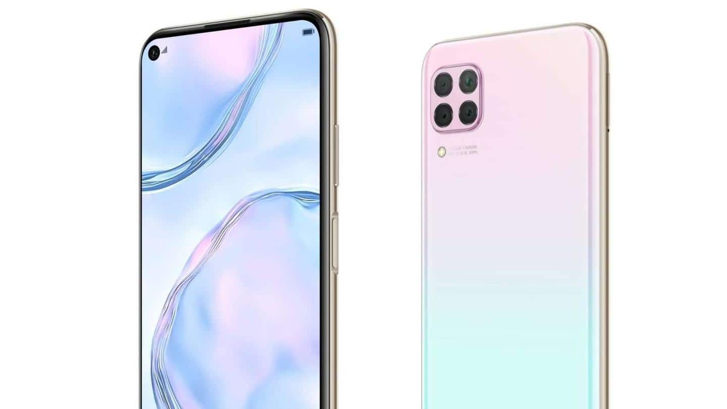 Huawei's camera-centric Nova 7i to be launched in July