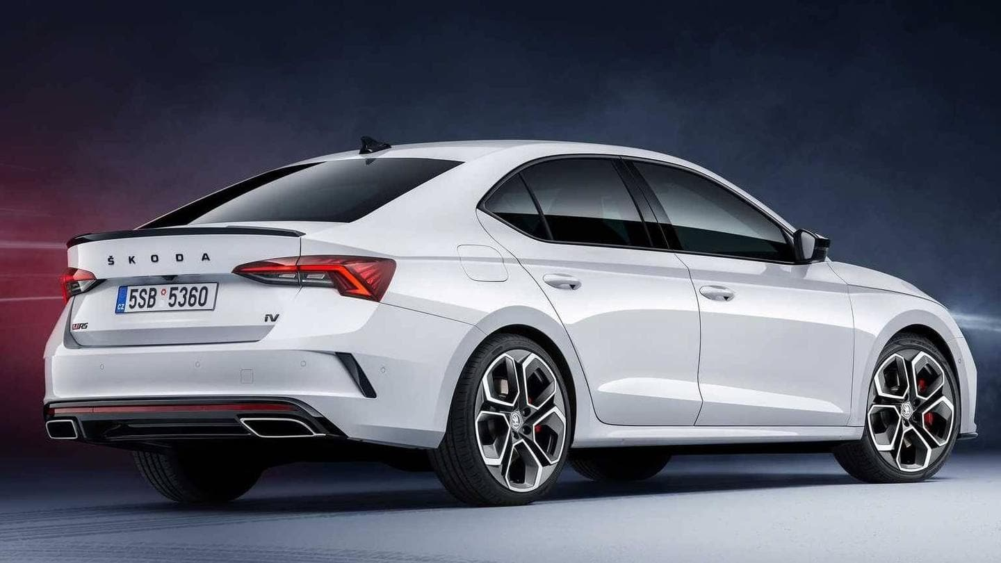 Skoda unveils 2020 Octavia RS and Scout: Check what's new