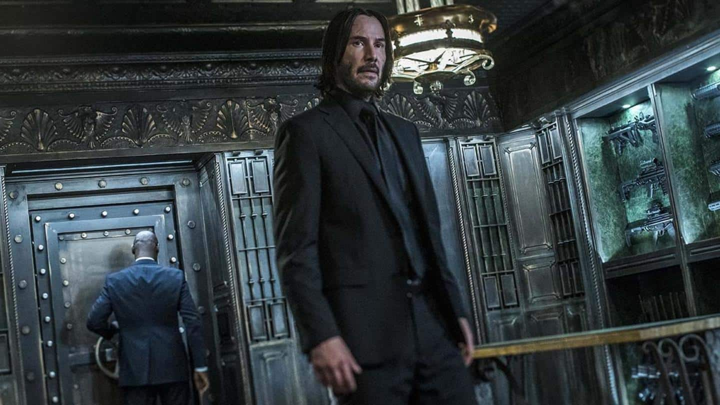 Confirmed! 'John Wick-5' to be shot back-to-back with 4th installment