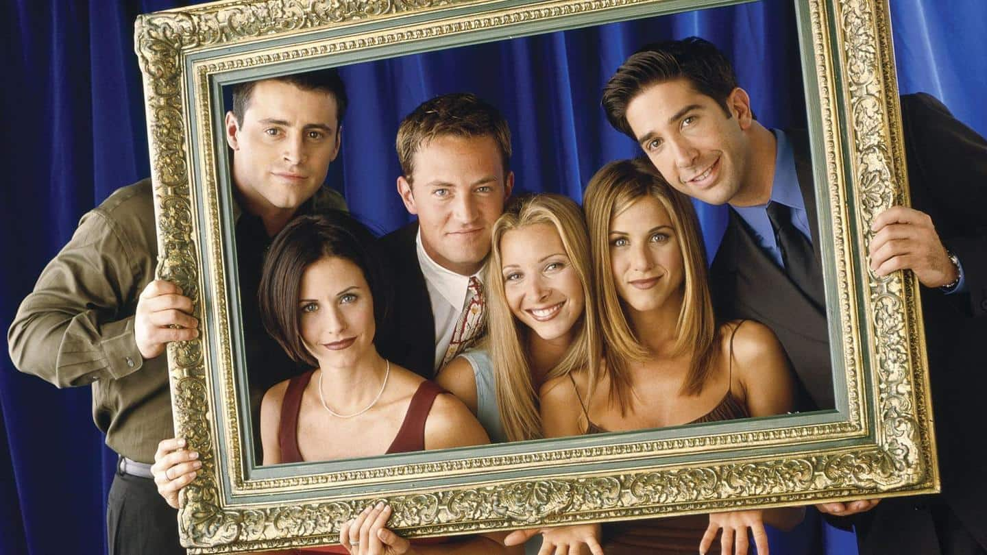 Lisa Kudrow says she shot scenes for 'F.R.I.E.N.D.S' reunion already