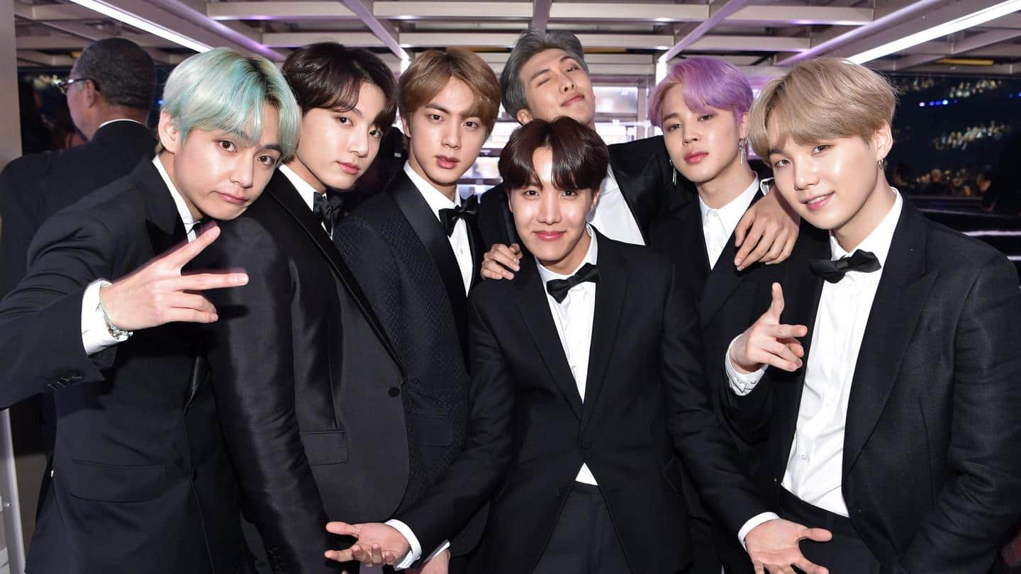 BTS to release second album of the year in November
