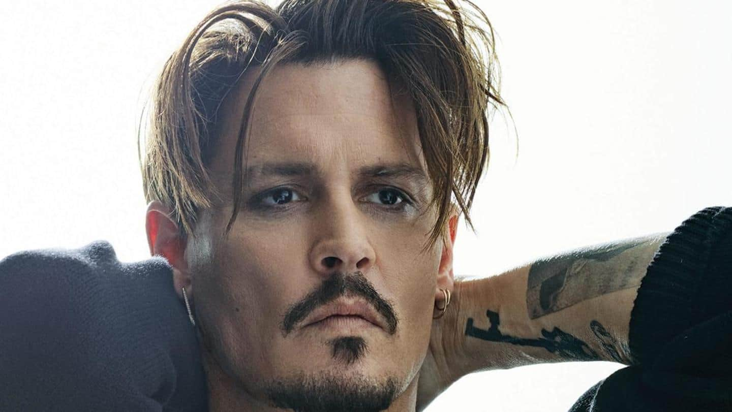 Exiting 'Fantastic Beasts 3' made Johnny Depp richer by $10mn